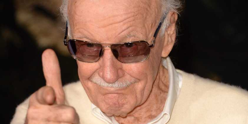 Stan Lee, my hero